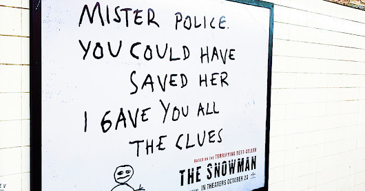 Scandi-No More! 'The Snowman' Movie Review