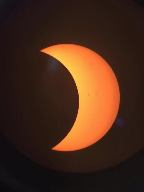 eclipse solar 2017 - Rio Grande do Sul