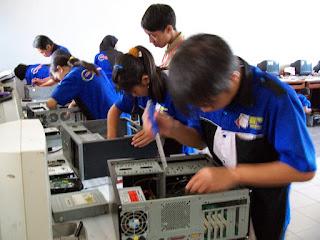 Tempat PKL Elektronika Di Jogja, ini caranya, jangan salah pilih
