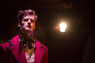 Onegin and Tatiana @ The Arcola Theatre