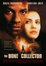 "Carátula del DVD: ""El coleccionista de huesos"""