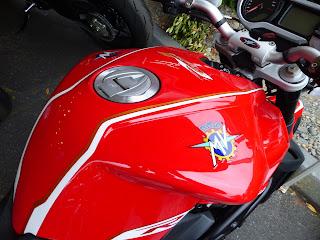 Oldmotodude Mv Agusta Brutale Spotted At Bellevue Ducati Wa
