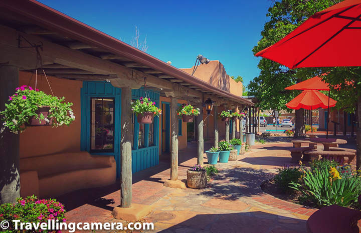 While in Albuquerque, I was talking to receptionist at my hotel about convenient places to visit in the town and something which gives me a flavour of New Mexico State of USA. The prompt response was Old Town of Albuquerque and she also gave me bonus tip about bus transportation in Albuquerque. It seemed that Albuquerque has much better public transportation system in comparison to San Francisco Bay Area. That's how I planned my day in Albuquerque town of New Mexico. This post takes you through some of the details about how to reach Albuquerque Old Town from different parts of the town and what all to do in Albuquerque Old Town, what not to miss & things to skip, along lot of travel tips to make your experience richer & pocket friendly.