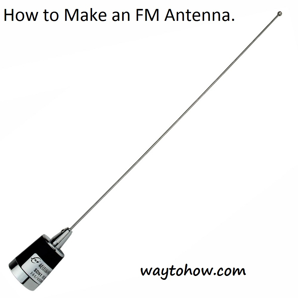 medium resolution of improving the reception of commercial fm radio 88mhz 108mhz can be done by