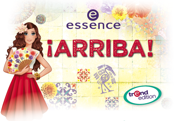 "Review of the essence cosmetics trend edition ""¡ Arriba !"""
