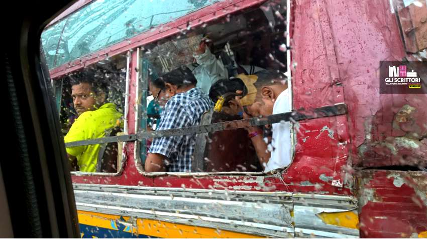 In viaggio per tornare a Varanasi