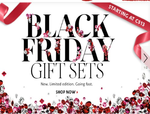 Sephora Black Friday Gift Sets