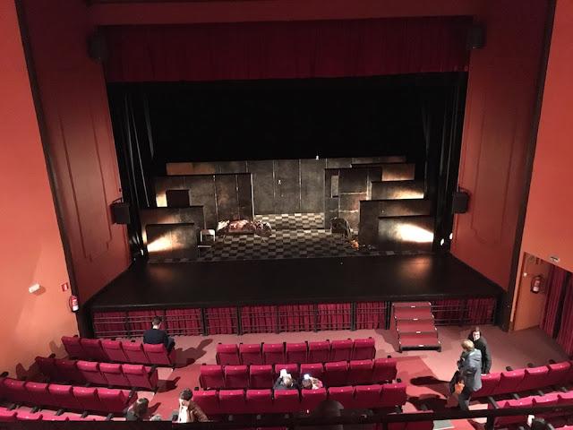 Patio de butacas del Teatro Barakaldo