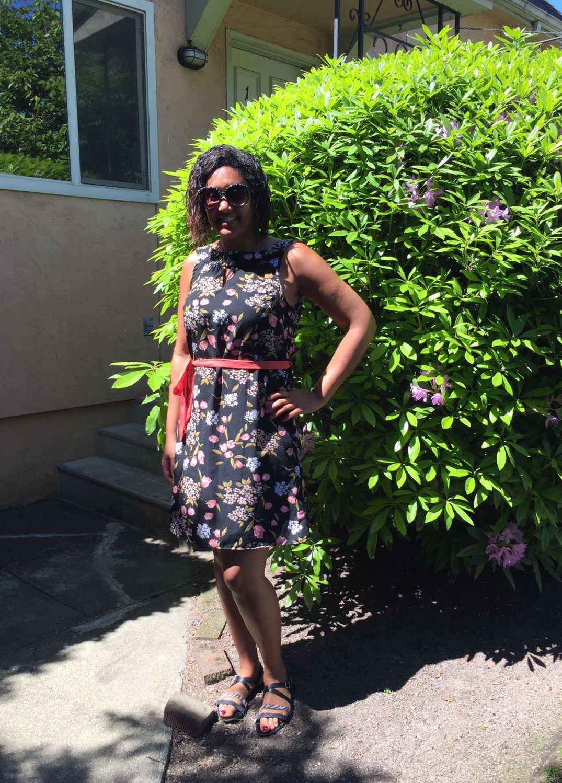 First Summer Dress of the Season