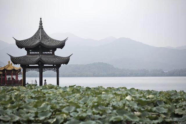 Hồ Tây ở Hàng Châu