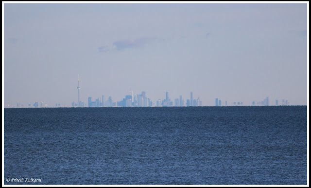 Toronto City from Old Fort Niagara