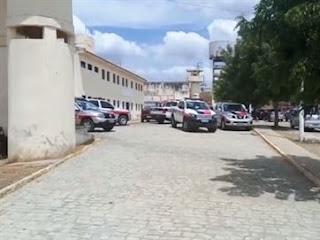 Detento armado mata presos durante briga de facções em presídio da Paraíba