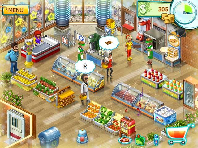 Supermarket Management 2 Free Pc Time Management Game