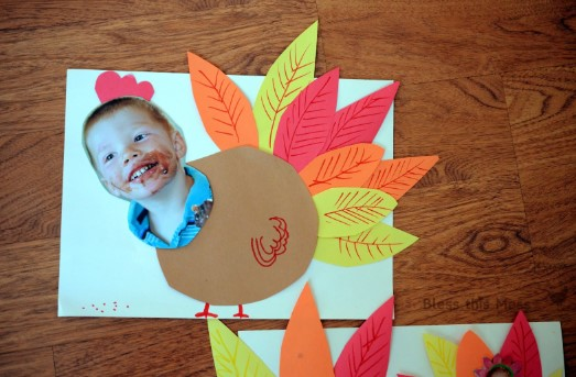 5 Simple Cute Turkey Crafts Preschool