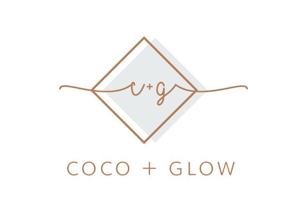 Coco + Glow Identity Work