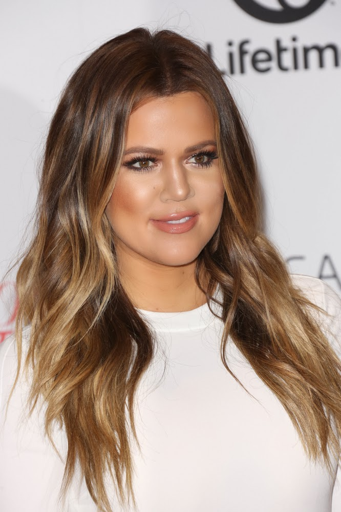 Celebrity Hair Loss: Divorce Stress Causing Khloe ...