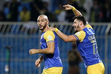 نادي النصر السعودي يُشيد بالتِزام المغربي أمرابط