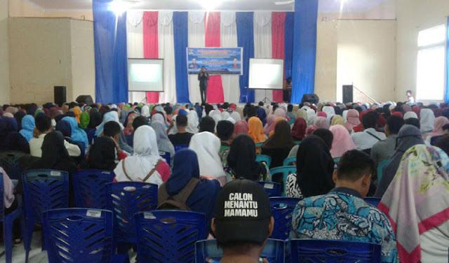 Mr. Syafii Efendi kembali Bakar Semangat Jiwa Pemuda di Bone
