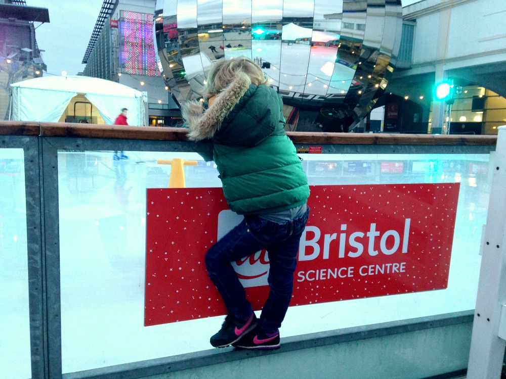 A festive weekend in Bristol with Kids