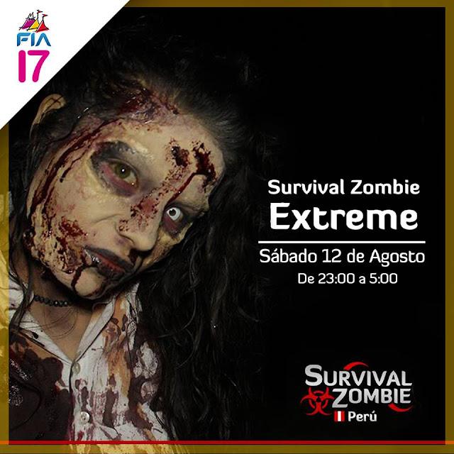 Survival Zombie FIA 2017