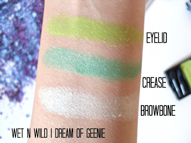 Wet N Wild I Dream Of Geenie