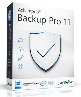 Ashampoo Backup Pro Serial Key