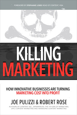 Killing Marketing Cover