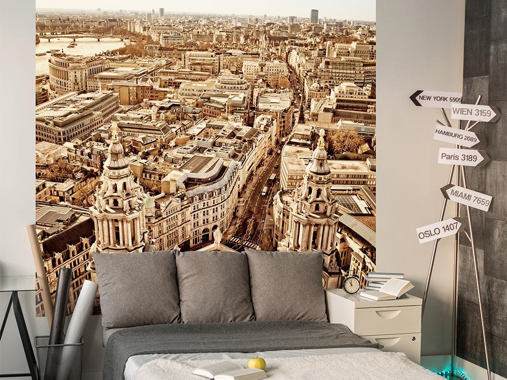 15 Best 3D effect wallpaper designs visually enlarge room space