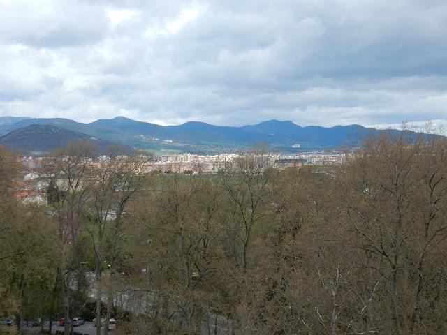 Parque de la Vuelta del Castillo, Pamplona, Navarra, Elisa N, Blog de Viajes, Lifestyle, Travel