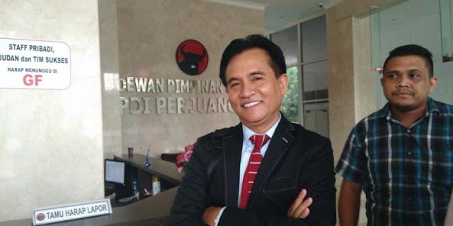 Yusril Jumawa: Jaksa Agung Saja Kalah Berkali-kali di Pengadilan, Apalagi cuma Biro Hukum DKI!