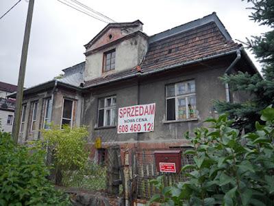 Casa roja del campo de concentración de Płaszów