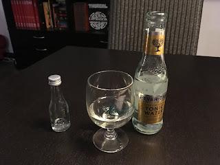 Asta Morris - NOG ! (Not Ordinary Gin) – batch 8 + Tonic Fever Tree