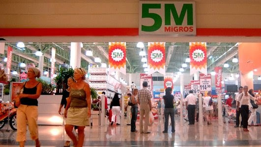 Rami S Blogger Antalya Shopping Malls