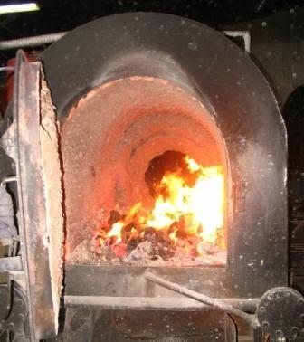 Steam Boiler Heat Transfer Within Steam Boiler