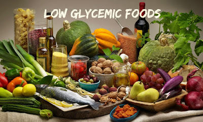 List of Low Glycemic Foods for Diabetes