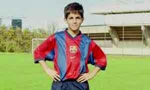 Cesc Fabregas (Barcelona ke Arsenal)