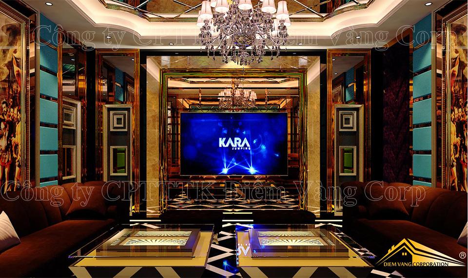 Thiết kế phòng karaoke 3D Ảnh Full chất lượng cao 26