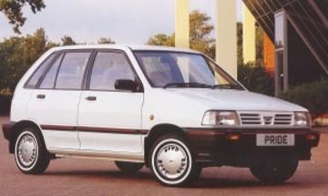 1986 Ford Festiva Kia Pride