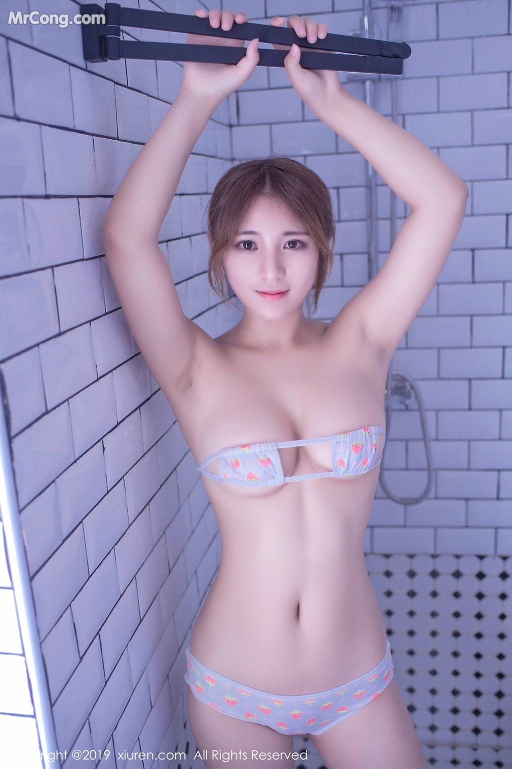 Image XIUREN-No.1383-Aimee-MrCong.com-029 in post XIUREN No.1383: 久久Aimee (46 ảnh)