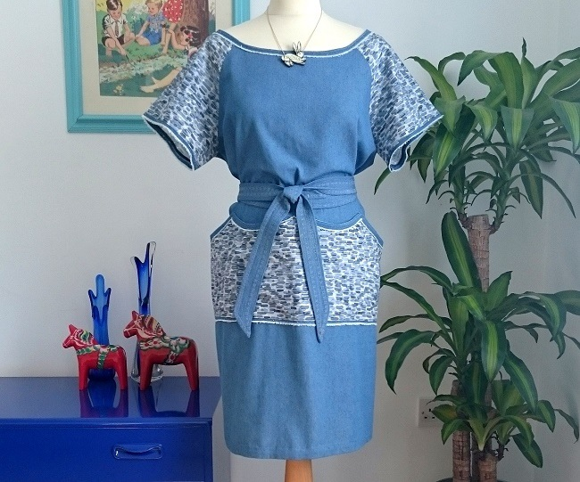 Your makes, girls dresses from simplicity 8087