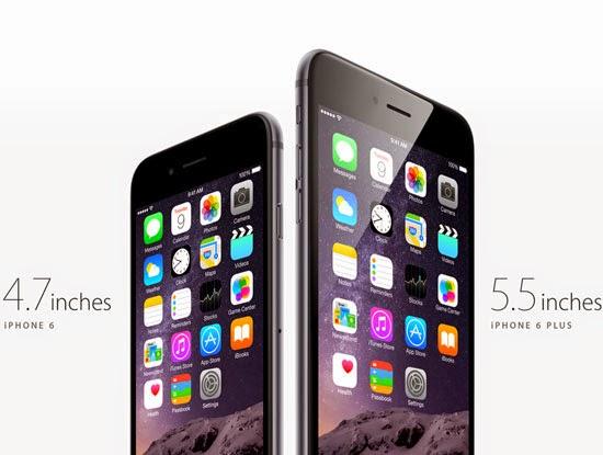 FPT: Cuối 10/2014, bán iPhone 6, iPhone 6 Plus chính hãng, giá từ 18 triệu đồng