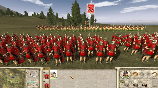 Download Rome Total War PC Games Gameplay