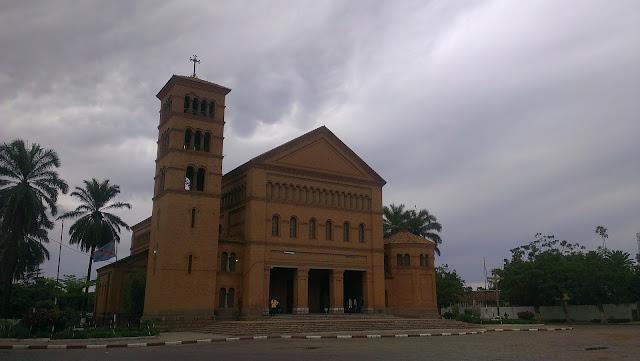 Eglise catholique rdc