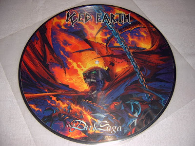 Iced Earth - Scarred