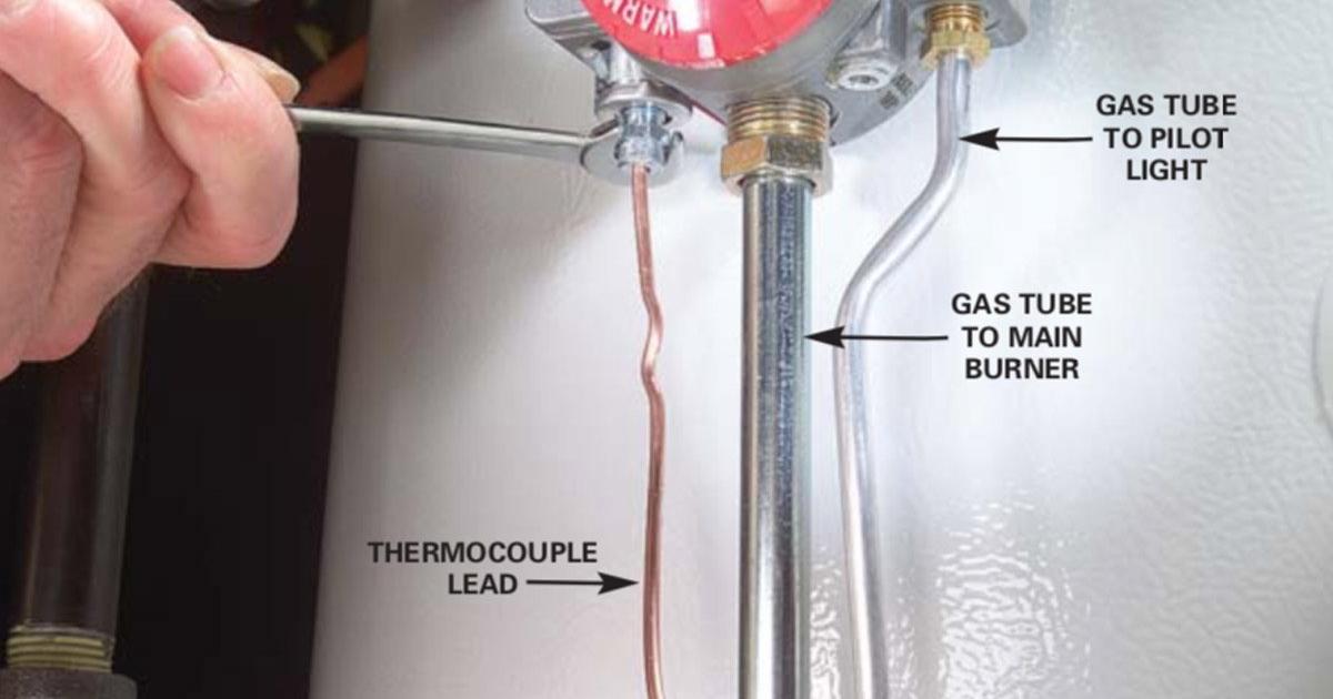 PEMANAS AIR CENTRAL: Cara kerja water heater central
