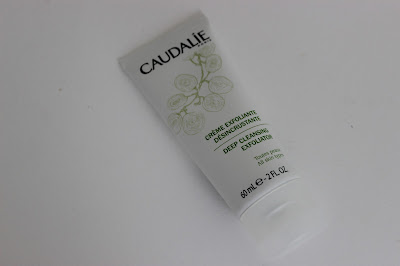 Caudalie Deep Cleansing Exfoliator review