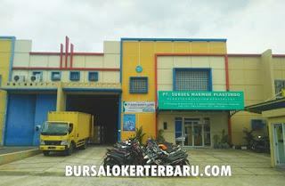 Lowongan Kerja Terbaru di Tangerang : PT Sukses Makmur Plastindo - Operator/QC/Leader QC & Engineering