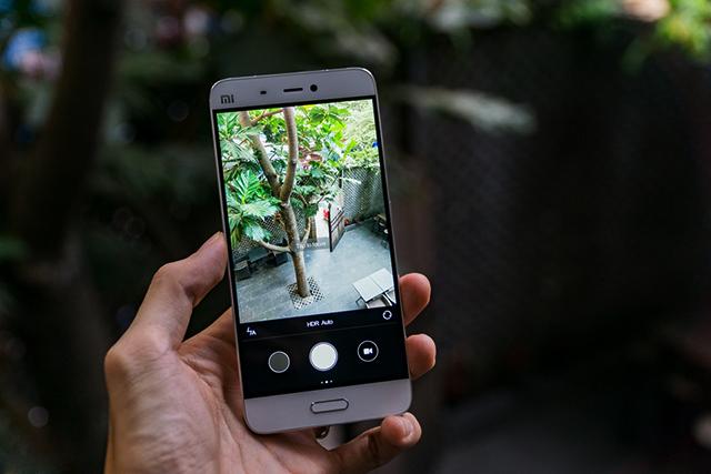 Đánh giá điện thoại Xiaomi Mi5 (7)