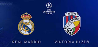 Real Madrid vs Plzen Live Streaming Today 23-10-2018 Uefa Champions League