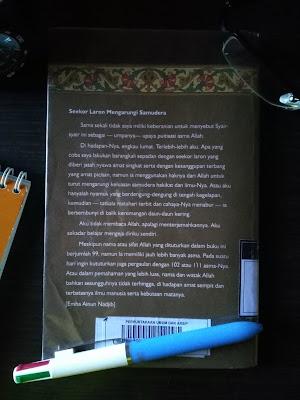 Sinopsis Buku Asmaul Husna